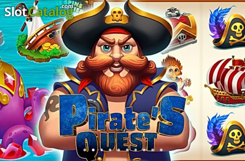 Pirate's Quest (GONG Gaming) from GONG Gaming Technologies