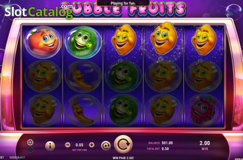 Spiele Bubble Fruits - Video Slots Online