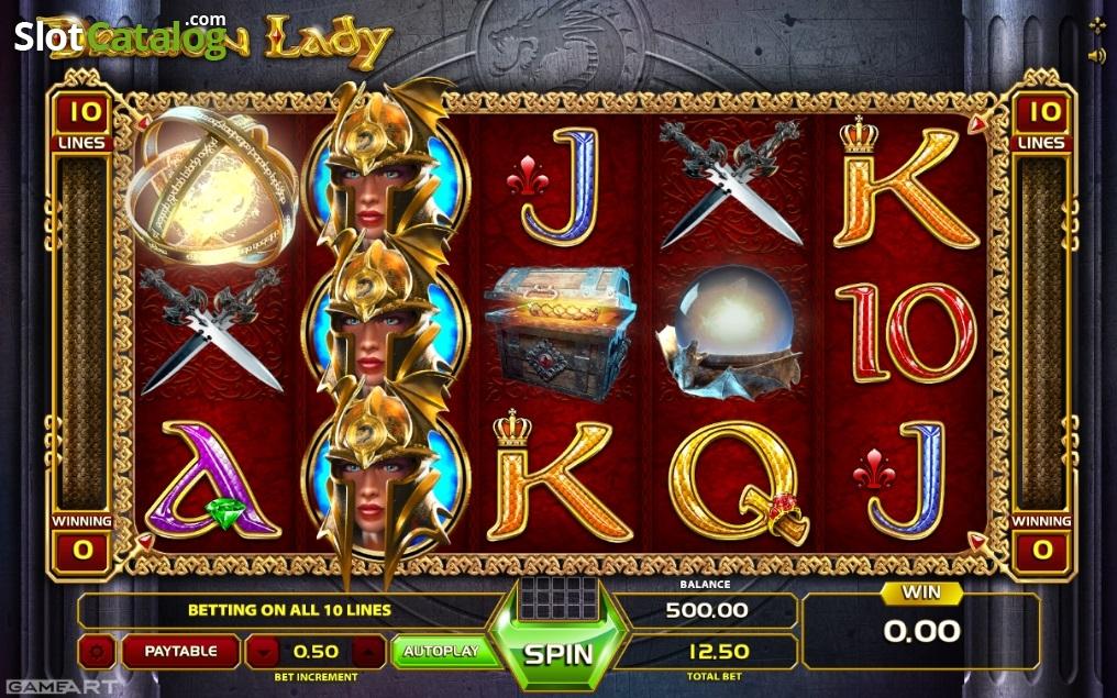 Spiele Dragon Lady - Video Slots Online