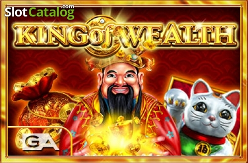 King Of Wealth (Video Slot from GameArt)