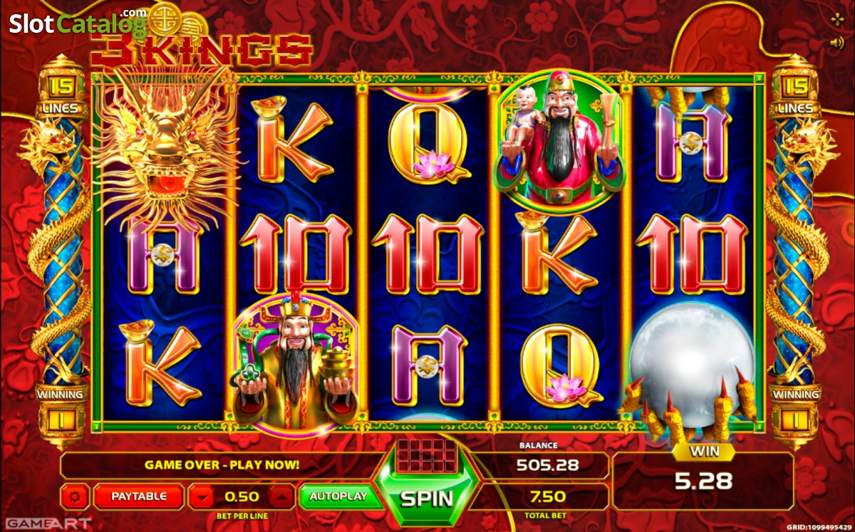 Three Kings Slot