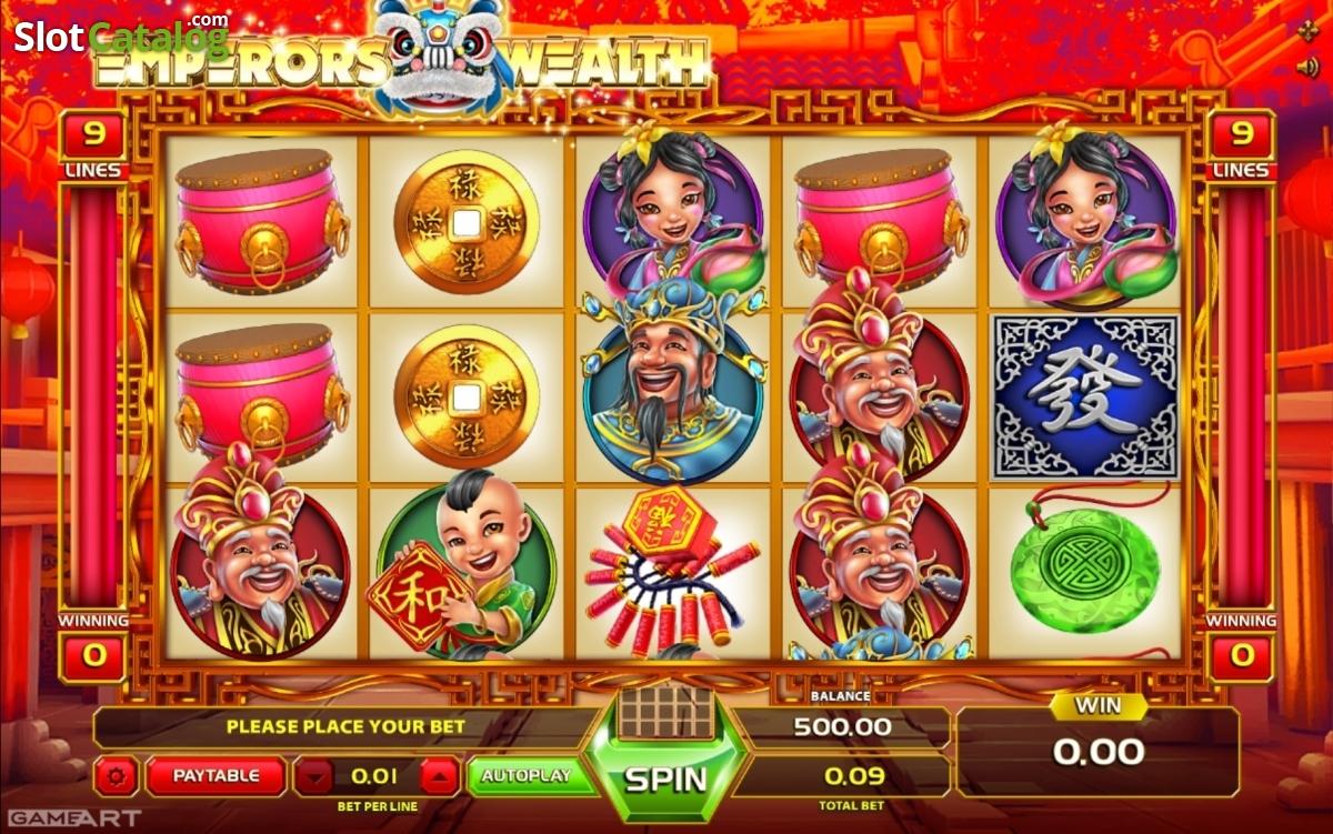 Spiele Emperors Wealth - Video Slots Online