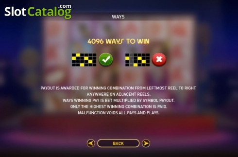 Ways. Jazz It Up (Video Slot from GamePlay)
