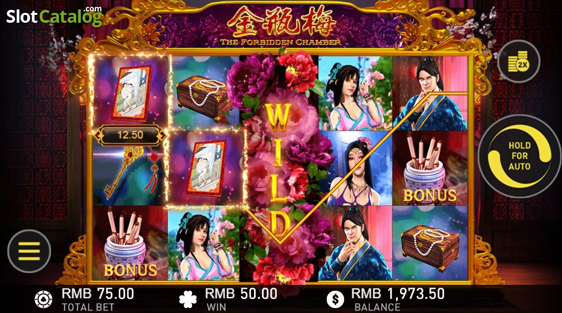 Spiele The Forbidden Chamber - Video Slots Online
