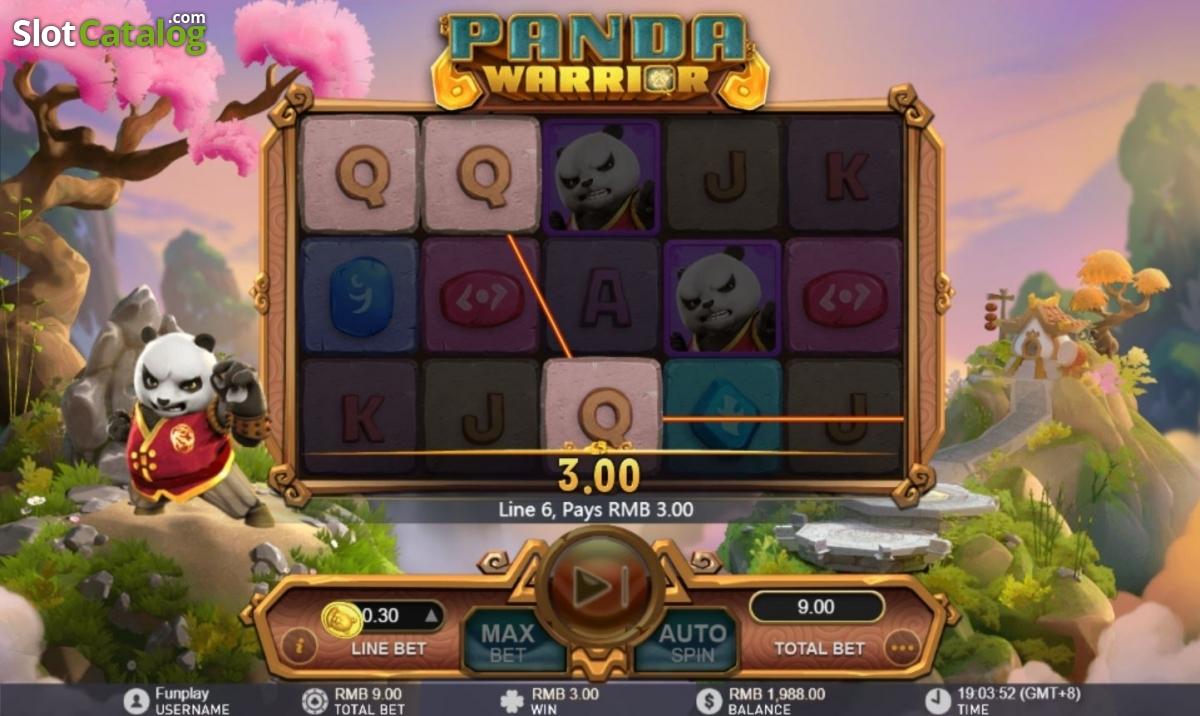 Spiele Panda Warrior - Video Slots Online