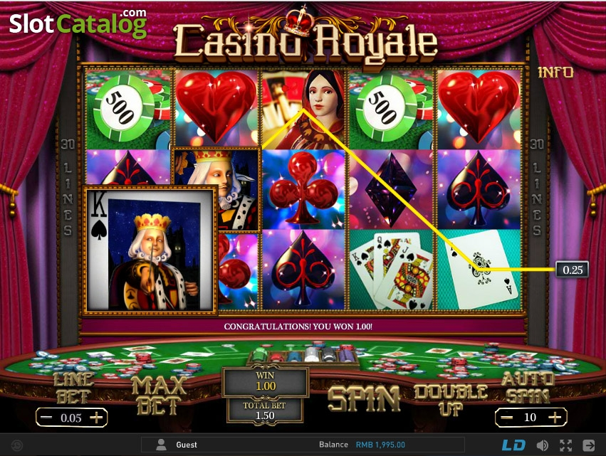 Casino Royale Slots
