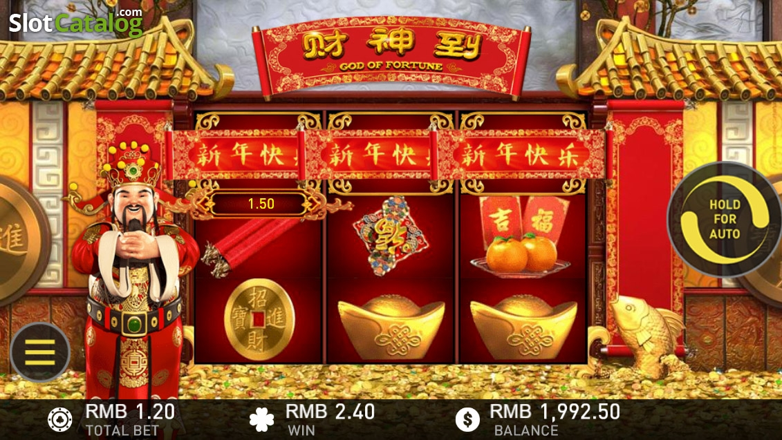 Spiele God Of Fortune - Video Slots Online