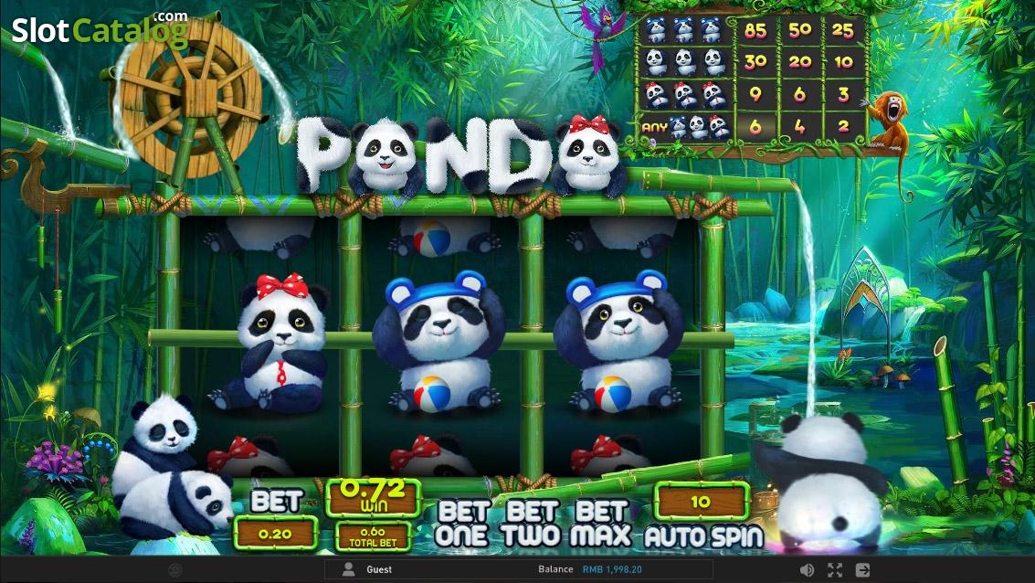 Free Panda Slots To Play
