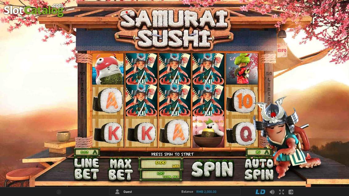 Spiele Samurai Way - Video Slots Online