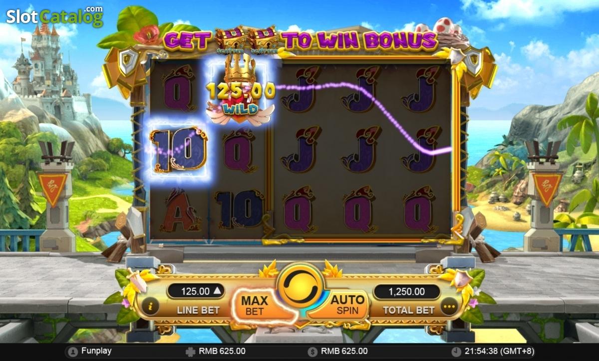 Monster cash slot