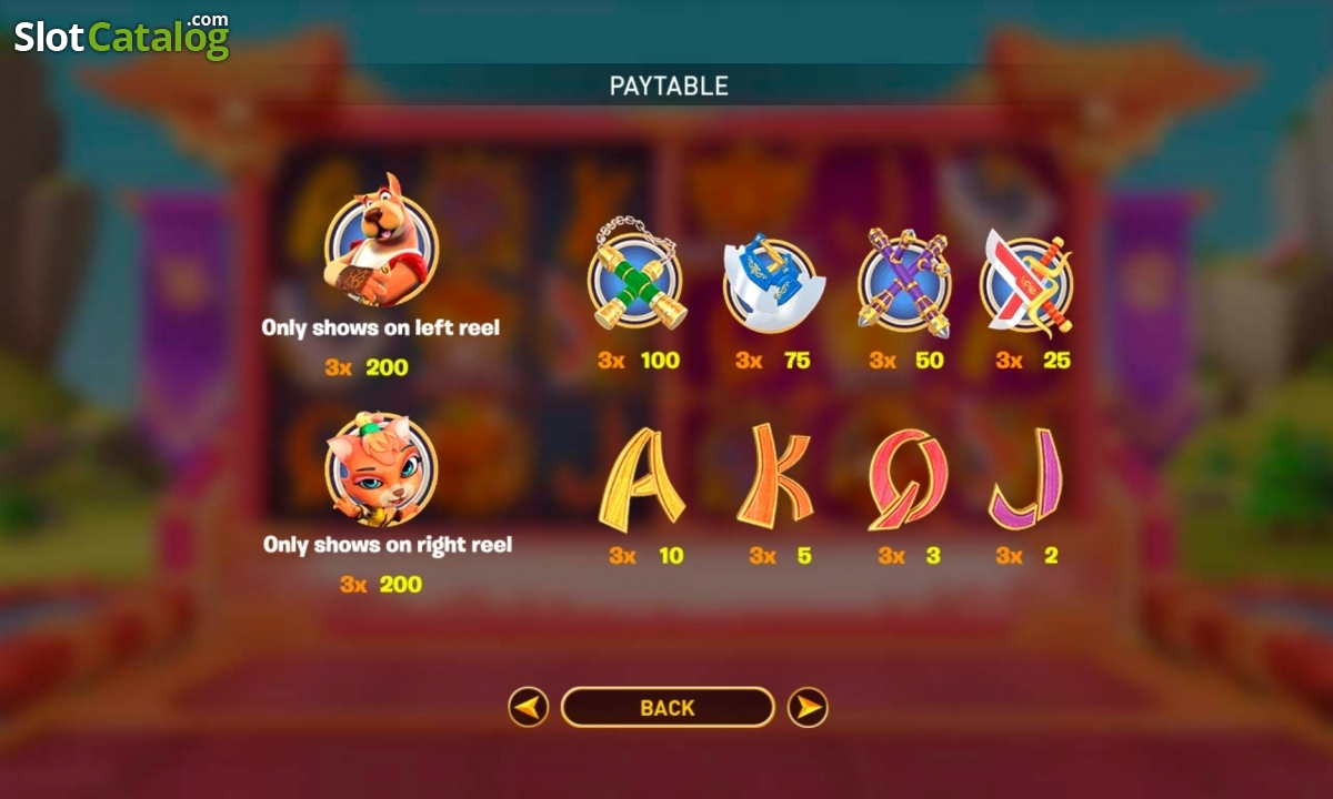 Spiele Kung Fu Furry - Video Slots Online