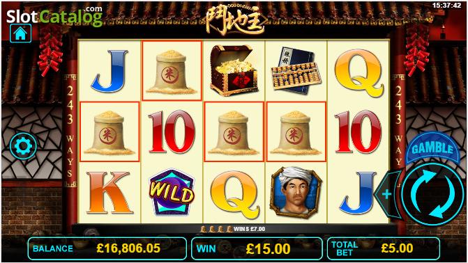 Dou Di Zhu Slot Machine