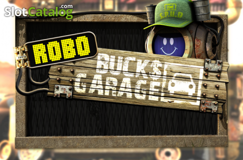 Robo Bucks Garage (ビデオスロット から Games Warehouse)