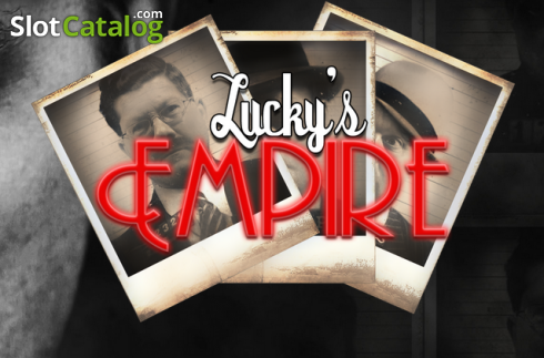 Lucky's Empire (ビデオスロット から Games Warehouse)