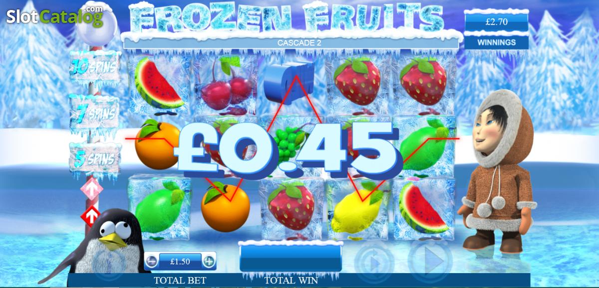 Frozen Fruits Game
