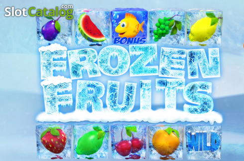 Frozen Fruits (Games Warehouse) (Video Slot from Games Warehouse)