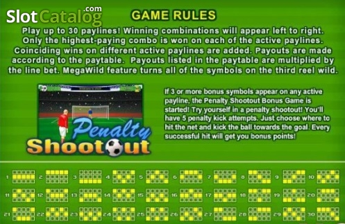 World-Cup Soccer Spins Slot Review, Bonus Codes & where to play from United  Kingdom