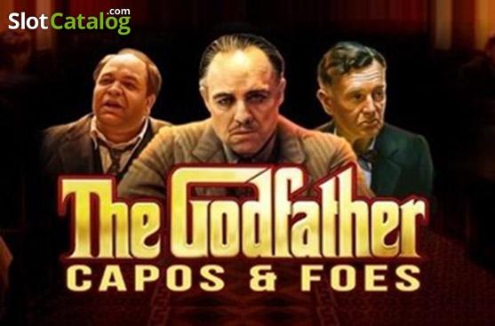 Spilleautomat godfather