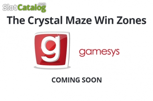 The Crystal Maze Win Zones Video Slot từ Gamesys
