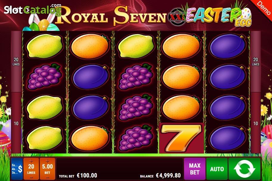 Spiele Royal Sevens - XXL - Video Slots Online