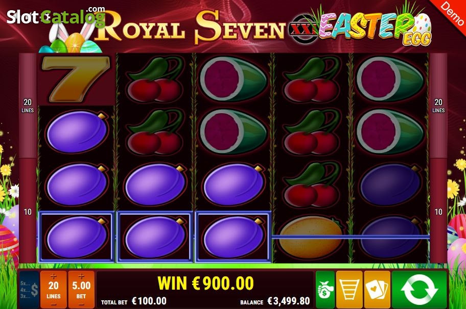 Spiele Royal Seven XXL - Video Slots Online
