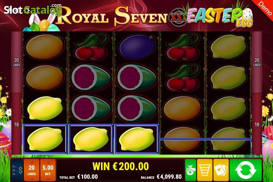 Spiele Royal Seven XXL Easter Egg - Video Slots Online