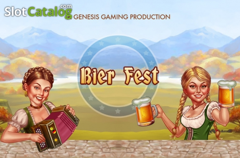 Bier Fest (Video Slot from Genesis)