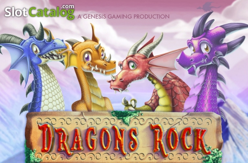Dragons Rock (Video Slot von Genesis)