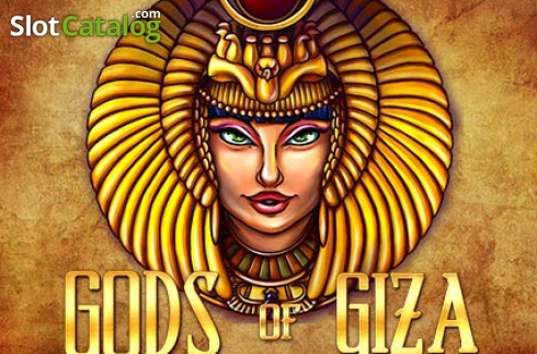 Gods of Giza (Video Slot från Genesis)