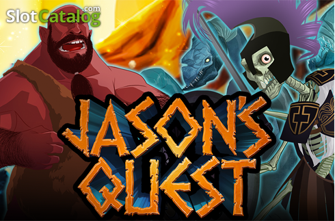 Jason's Quest from Genesis