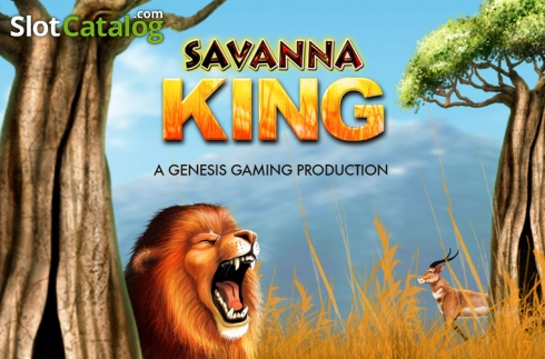 Savanna King (Video Slots from Genesis)