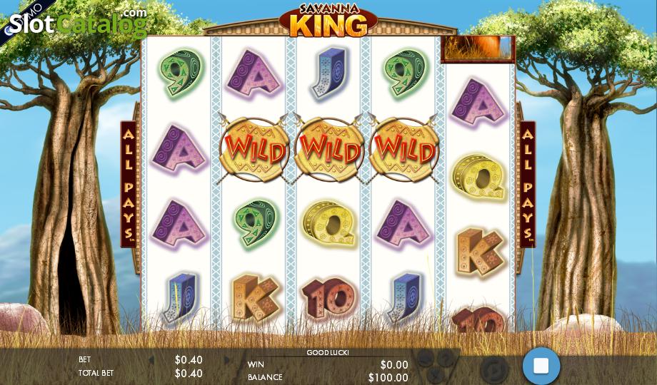 Spiele Savanna King - Video Slots Online