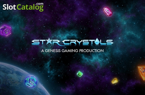 Star Crystals (Slot de video a partir de Genesis)