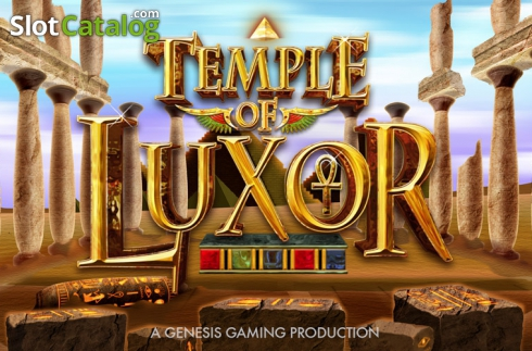 Temple of Luxor (Video Slot von Genesis)