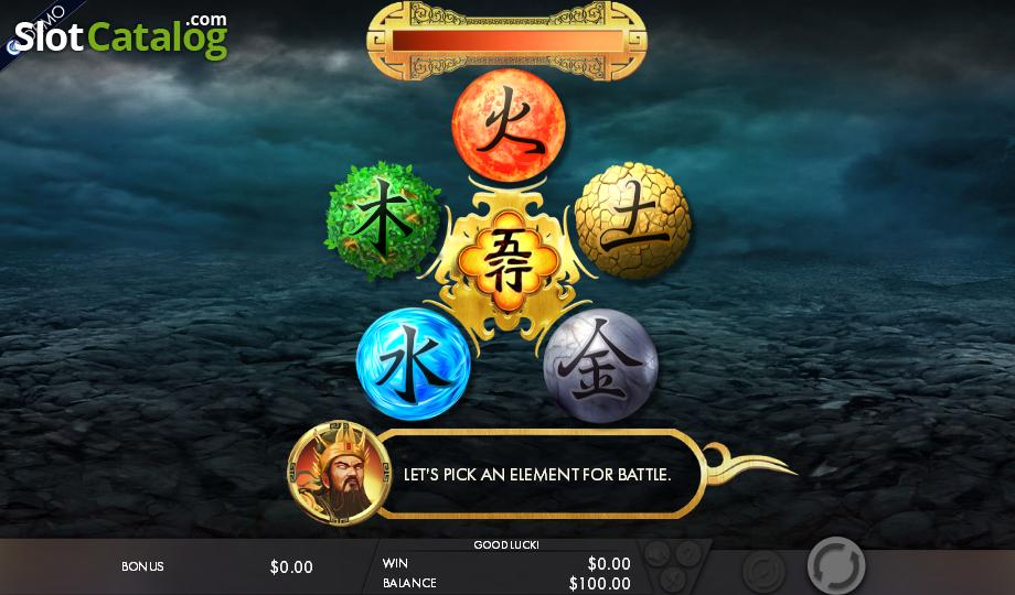 Spiele Wu Xing - Video Slots Online
