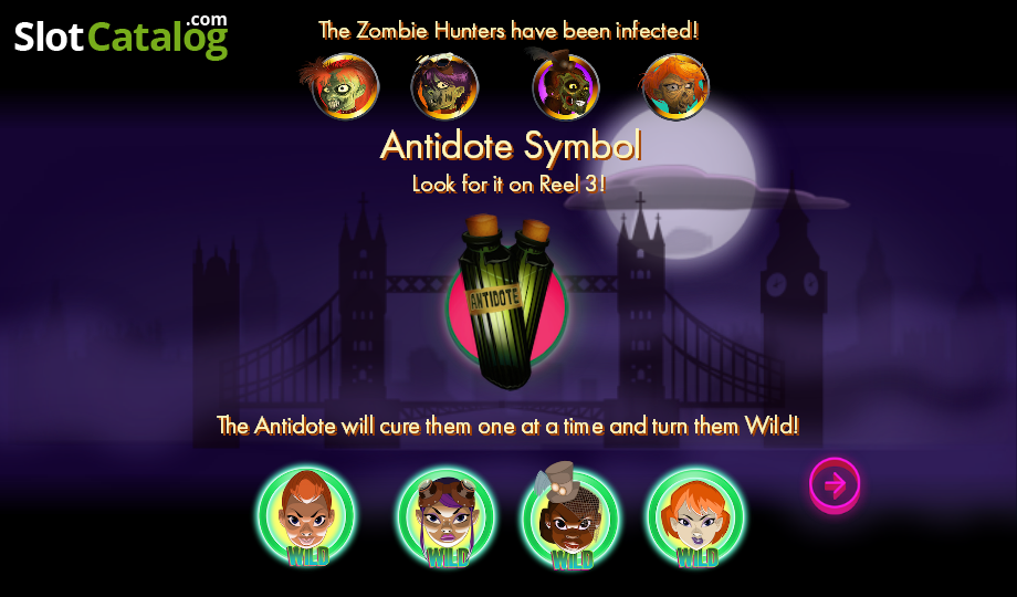 Attack of the Zombies Slot Review & Free Instant Play Game