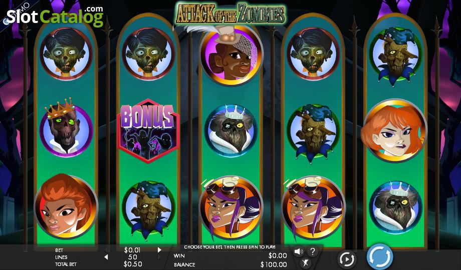 Slot zombies
