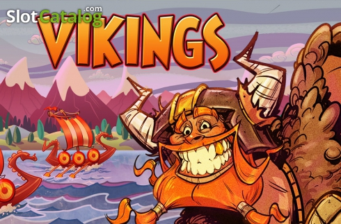 Vikings (Genesis) (Video Slot tól től Genesis)