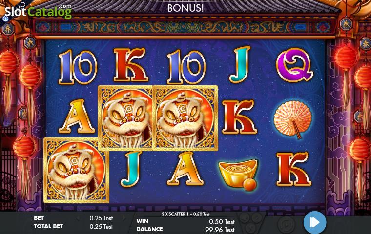 Land of gold slot game