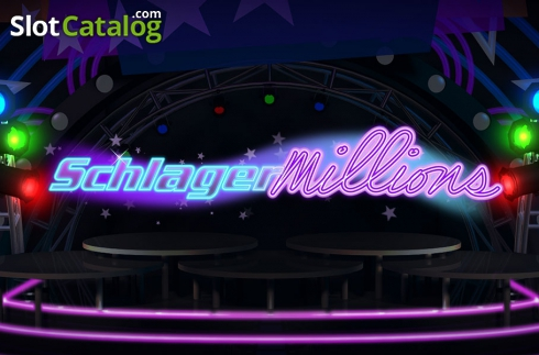 Schlager Millions (Video Slots from Genesis)