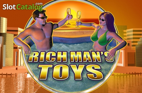 Rich mans toys (Video Slot from Genesis)