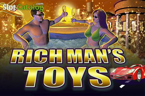 Rich mans toys