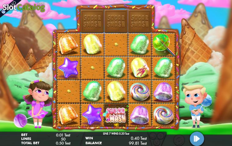 Play Sugar Smash Online