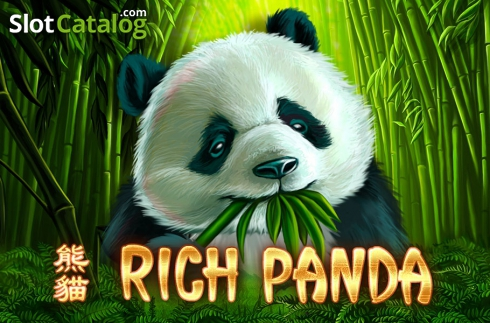 Rich panda (Video Slot van Genesis)