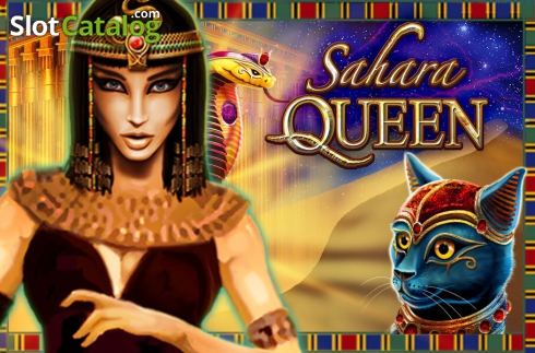 Sahara Queen (Video Slot z Genesis)