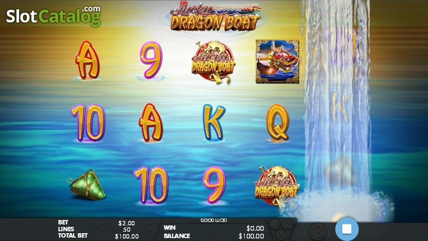 Spiele Lucky Dragon Boat - Video Slots Online