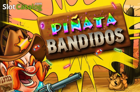 Piñata Bandidos (Video Slot from Genesis)
