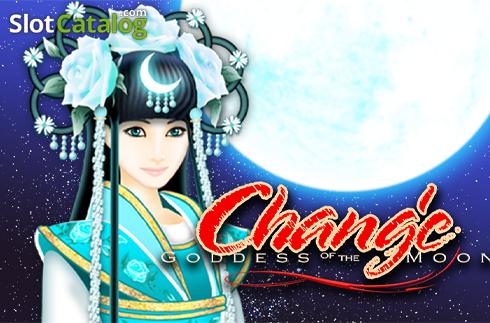 Chang'e Goddess Of The Moon (Genesis)