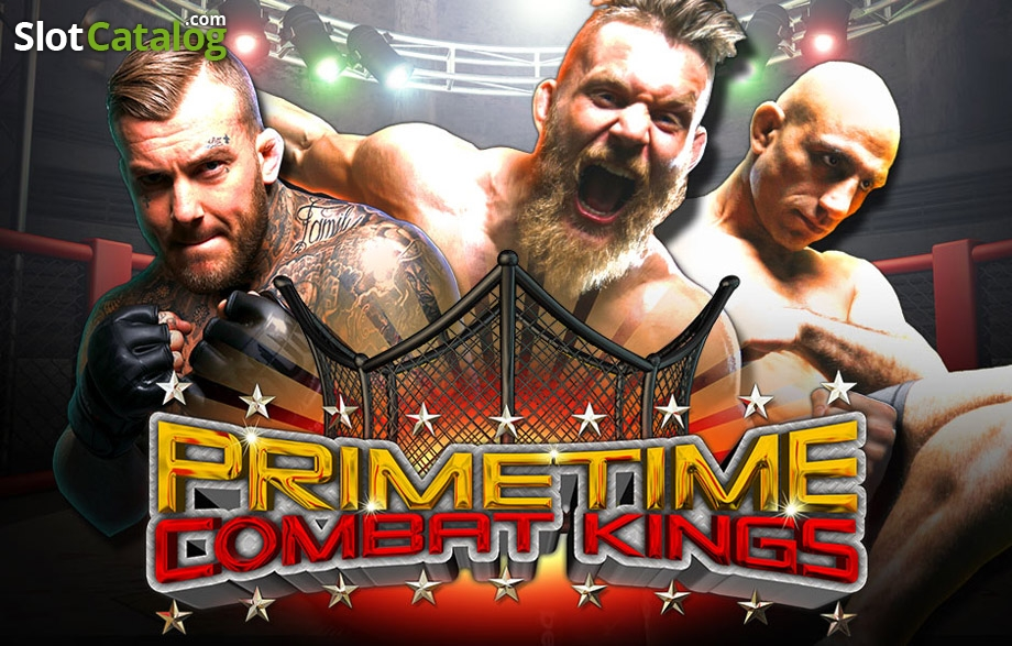Primetime Combat Kings Slot - Play the Online Slot for Free