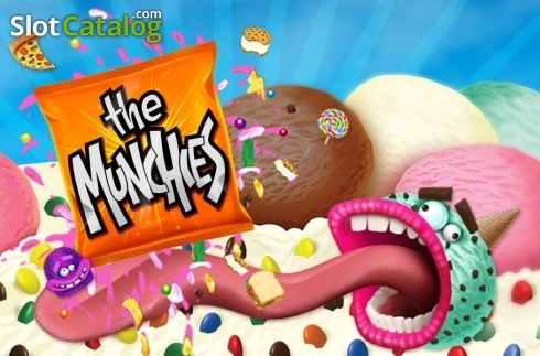 The Munchies (Ranura de video de Genesis)